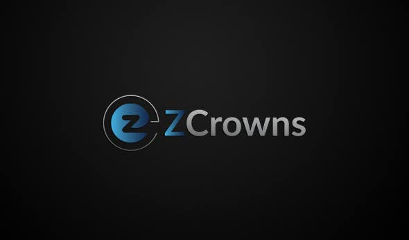 Kilpailutyö #                                        105                                      kilpailussa                                         Logo upgrade for eZCrowns Dental Lab