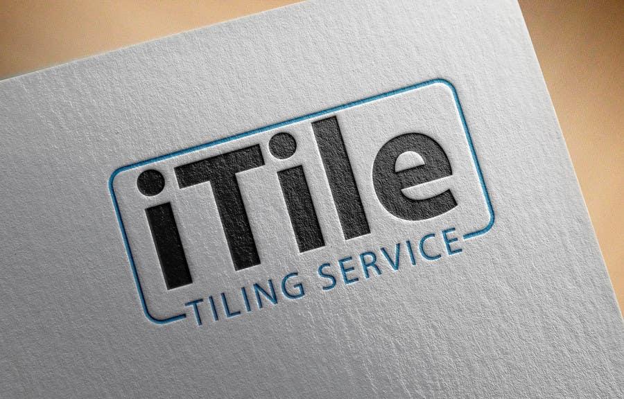 Proposition n°261 du concours Design a logo for iTile Tiling Services