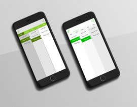 nº 10 pour Need New Attractive Design for Our iPhone App Screen par justice92
