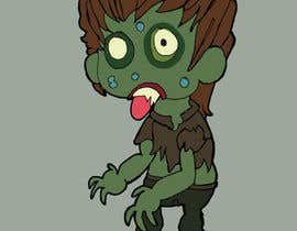 #19 for Make A Cartoon Zombie Version Of Popular Celebs by shoebshakila123