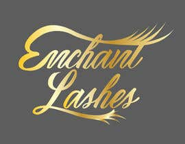 #42 for Enchant Lashes Need A Logo Design by HimanshuMundepi