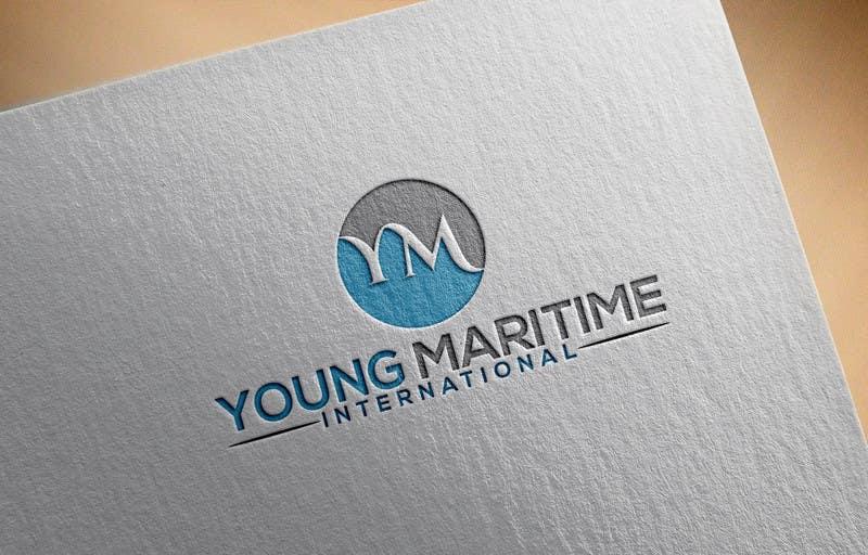 Kilpailutyö #                                        136                                      kilpailussa                                         Design a Logo voor YM