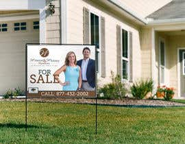 #30 for I need some Graphic Design- Real Estate Sign by TDuongVn