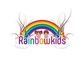 nº 33 pour Logo design for rainbowkids par Sujon404