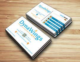 #28 for Design Business Card for DynaWings Kft by armanshohorab