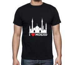 nº 55 pour Design an Islamic T-shirt par mahjabin90