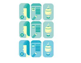 "nº 20 pour Illustrate 3 ""How it works"" Icons par ulianakovalenko"