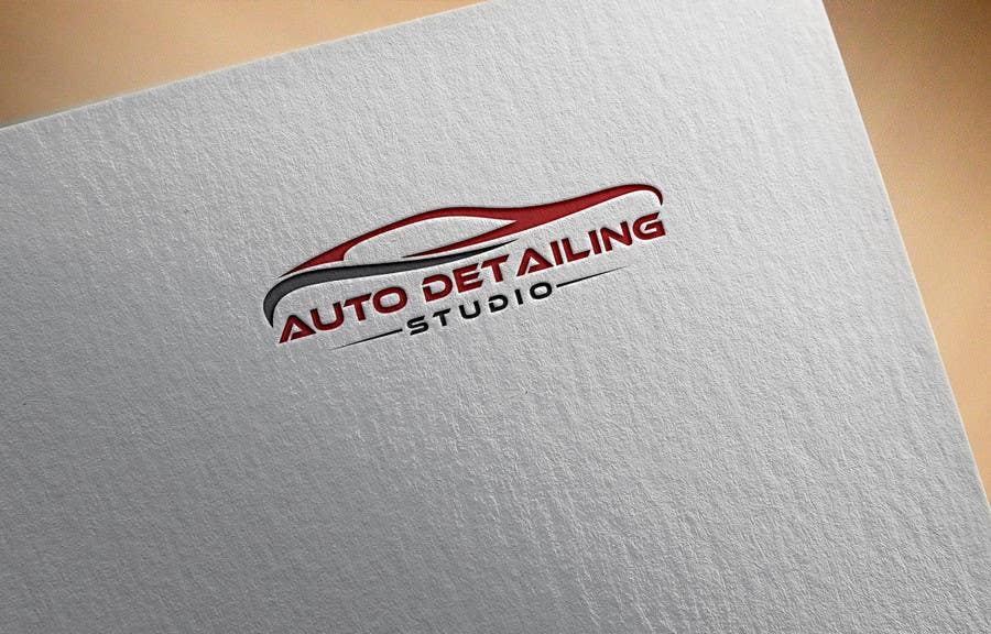 "Proposition n°27 du concours Develop a Corporate Identity for my automotive detailing studio called ""Nurburg"""