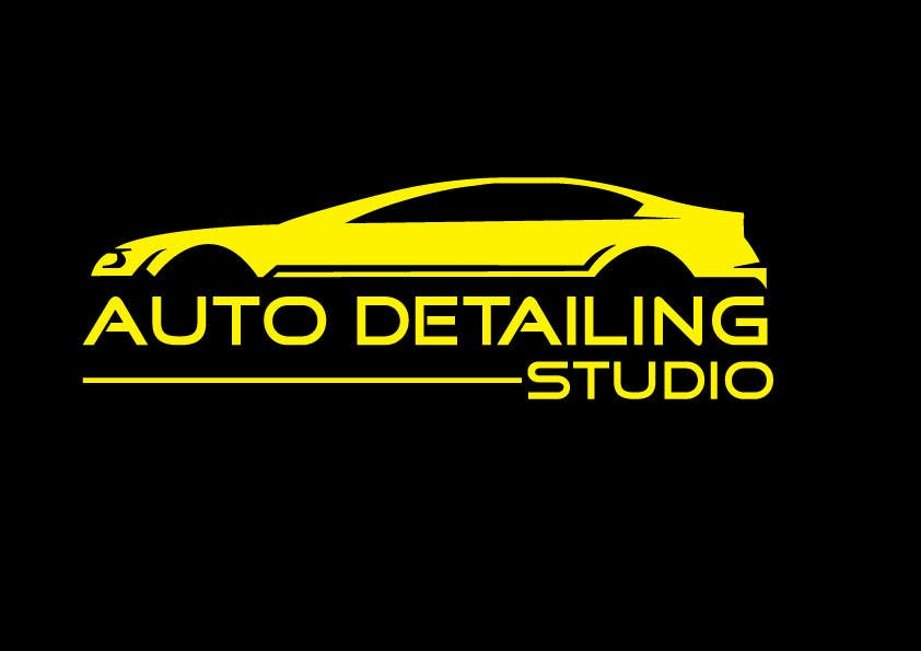 "Proposition n°24 du concours Develop a Corporate Identity for my automotive detailing studio called ""Nurburg"""