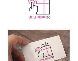 nº 191 pour Design a Logo- Little Ribbon Co. par wpurple