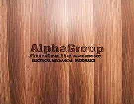 #13 for Alpha group by AleeStudio