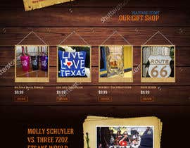#52 for Western / Rustic Style Website Design & Subpage by iTechnoweb