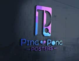 nº 156 pour Logo for posters ecommerce par zalamichentoufi