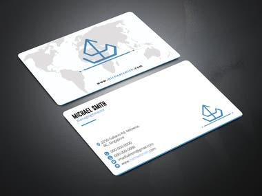 Hi, this is RAKIB. I will design your Business Cards with 100% Editable High Resolution Print Ready File  and will make all changes you need until fully satisfaction! Please contact with me. thank you.