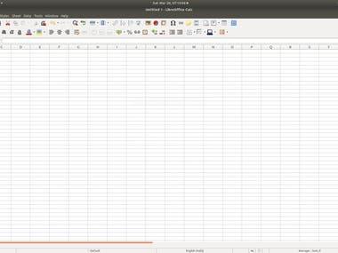 Pdf to Exel , Exel to pdf etc