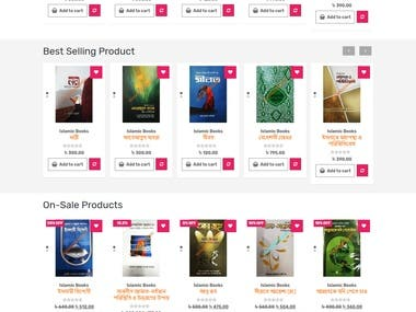 Alokaloy.com is a Simple Online Book store.