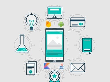 I am an expert android app developer. I develop an android app using Java and Kotlin programming languages and also use Firebase, etc.
