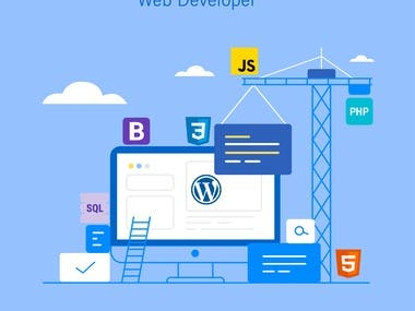 I am an expert web developer. I develop web using HTML, CSS, JavaScript, PHP, SQL, and also the use of Bootstrap and WordPress, etc.