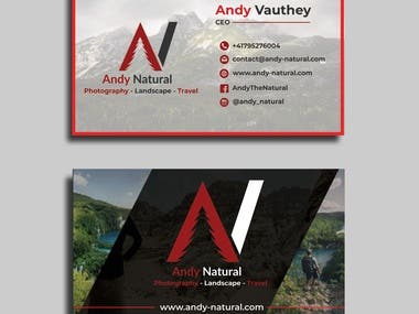 I will design a very professional and modern business card with all kinds of editable file including PSD, PDF, JPEG, EPS, AI etc. I will provide you support until you are satisfied. You can hire me for your professional business card design for any kind of company.