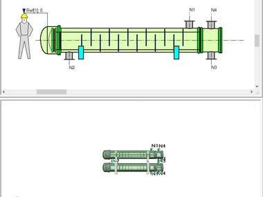Mechanical Vessel Design According to ASME standards