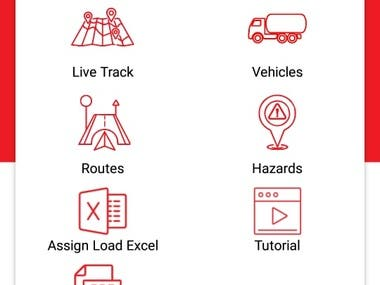 I have developed route management application for Shell Pakistan. This app includes complete route management from creating a route to driver live tracking. Features includes Live Tracking,Route Creation,Route Assignment, Load Creation,Load Assignment,Vehicle Inspection,CRUD Operations,Route Hazard Creation,Hazard Voice over, SOS alerts, Offline Tutorials, Offline Data Sync and many more. This application now allows Shell Pakistan to get rid of the paper work and now everything is completely automated through the app.