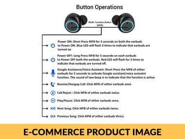 E-COMMERCE PRODUCT IMAGES LIKE AMAZON, FLIPKARTF ETC.