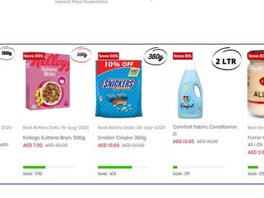 Product identification through web search and and Background editing by using canva