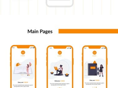 An app that uses book sales  and book-buying offers