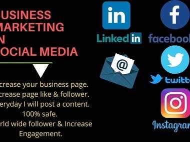 I am specialized in Facebook Marketing, Instagram, Social Media Marketing, Social Networking, Twitter .