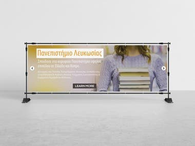 Web Slider banner designs