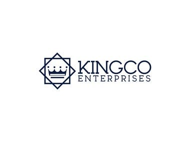 Create a Design/ logo for Kingco Enterprises
