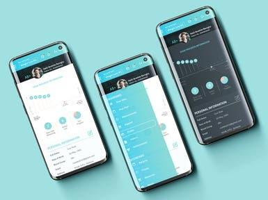Modern UI/UX Redesign