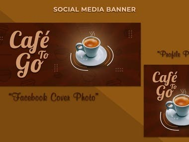 Make your profile attractive & different from others with a professional cover. It represents your personality & choice. I can create custom social media cover with your preferences and requirements. If you are thinking to update your profile with brand new cover design then feel free to contact me!
