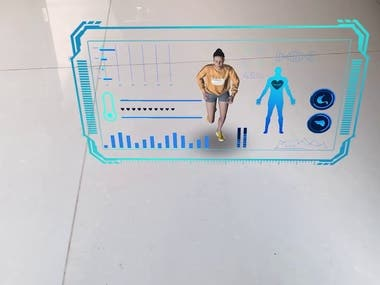 #XR_FOR_FITNESS Recently we have created an Augmented Reality Demo App for one of our overseas client using #ARkit.  Now a Days fitness is very important to maintain our good health and for that reason sharing a small video of our work including 5 exercises.  #augmentedreality  #ar  #gamedevelopment  #unity3d  #unitydeveloper  #vuforia  #Arkit,  #arcore   #8thwall,  #6dai