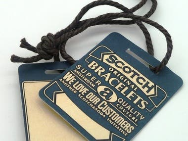 Label Designs-Clothing Tags