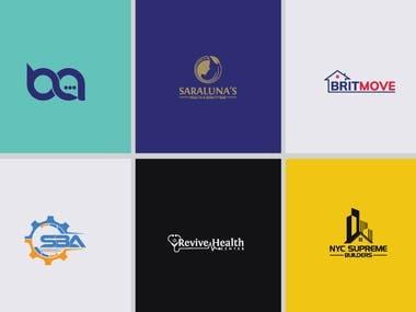 Unique Creative Minimal Logo Design