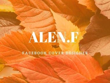 best facebook cover for your profile. make your profile look better, modern and unique.