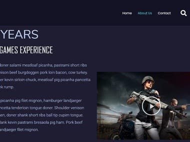 Official Website of Saji Gaming, Which is based in Pakistan