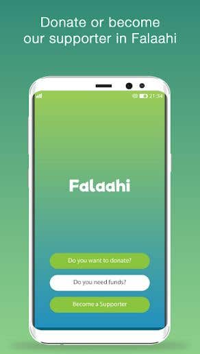 Falaahi is a non-profit initiative to connect the donor and needy at one single platform.
