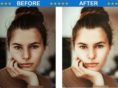 Sport remove and photo editing