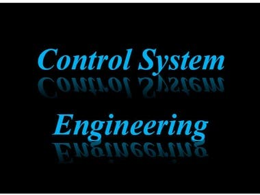 Being an Electrical Engineer I will Help you  you in following  1: Time Domain Response and control characteristics 2: Investigation and analysis of feedback control system properties 3: P, PI, PD and PID cont roller design for velocity and position control of DC motor 4: Root locus design using lead compensator 5: Root locus design using lag compensator 6: Phase Lead Compensator Design Using Bode Plots 7: Phase Lag Compensator Design Using Bode Plots 8: The Nyquist Stability Criterion for Lead/Lag Compensator