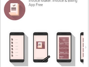 In this App: -->  Company can register themselves and update Details. -->  Company can make the invoice of Client and save it on SQLite. -->  update the invoice details and client details. -->  Multiple Templates can Select one and generate Pdf File.