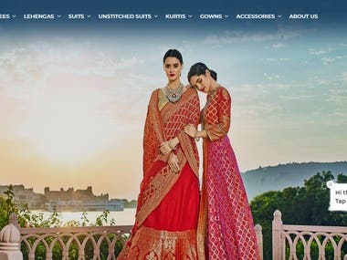 """Founded in mid-2005, Zari has established itself as one of the leading players in Women Ethnic wear nationwide. Our Journey started with 1000 Sq—Ft. Store. Today, Zari is spread over more than 20000 Sq. Our first store, """"ZARI"""" Flagship store, was launched in October 2007 as a one-stop destination for Jaipurites and tourists visiting Jaipur to shop for weddings and other occasions. Apart from Jaipur, Zari has its retail outlets in Jodhpur, Udaipur, Indore, Raipur & Bilaspur."""