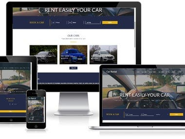 I can design UI/UX, Landing page, website design and development. I can help you to create Responsive design  I can provide mobile friendly design.