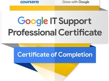 Will include the details of the course in due time.  But you could check it out at Coursera https://www.coursera.org/learn/it-security/home/welcome