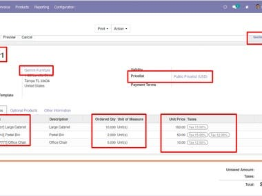 If you have exported large amount of sales order from other system to import that sales order in odoo. if you will manually enter all that sales order in odoo system, it will take your much time. with the help of this module, you can easily import large amount of data with multiple configuration in a single click.