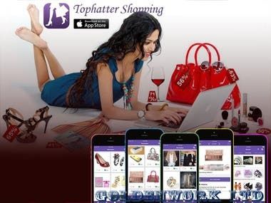 https://itunes.apple.com/us/app/tophatter-shopping/id619460348?mt=8&ign-mpt=uo%3D4  Buy and sell great things locally. More than 13 Million people are listing and discovering items in their neighborhoods. Shop for the latest designer products and your other favorites at up to 80% off. The best deals in jewelry, apparel, accessories, beauty, electronics and more!