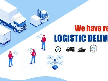 I HAVE READY LOGISTIC APP