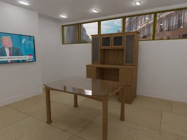 I tried to replicate my client office but its incomplete and I'm still working on it