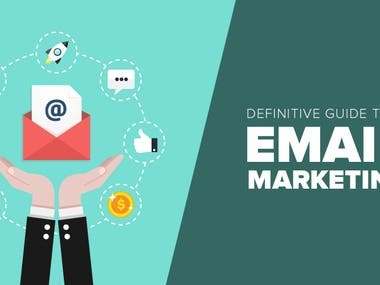 Email marketing specialist. I do various actions and expansion on Email Marketing. I work in Email marketing. Email marketing is the one part of social media platforms.  I have enough skills in this regard. I am loyal enough to my work. And hope I can make the client happy through my work........